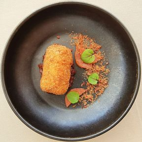 Ox Tongue Croquette