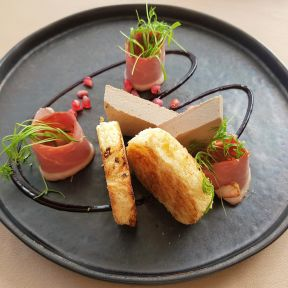 Duck Liver Parfair